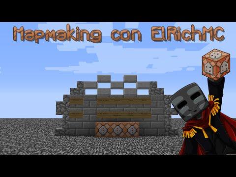 Mapmaking con ElRichMC Ep1. Vosotros decidís!