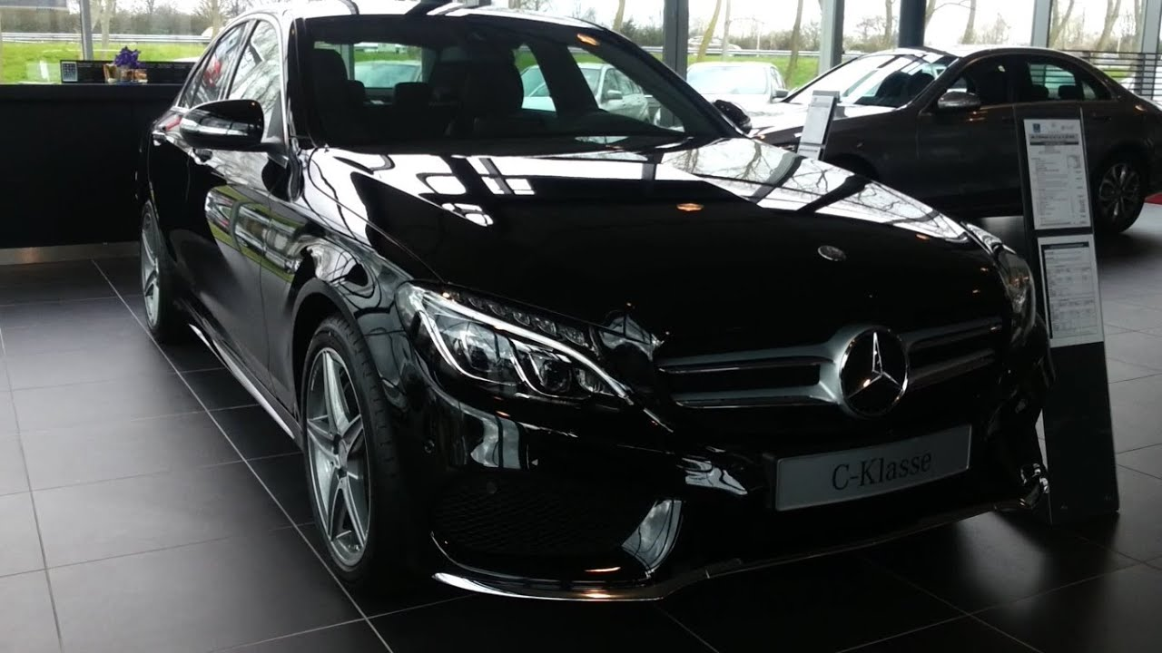 Mercedes Benz C Class 2015 In Depth Review Interior