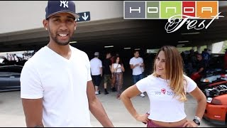 Honda Fest 2014 (Part 2) | Honda Laura © Checks Out The Scene