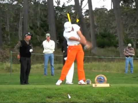 Rickie Fowler - Golf Swing Analysis