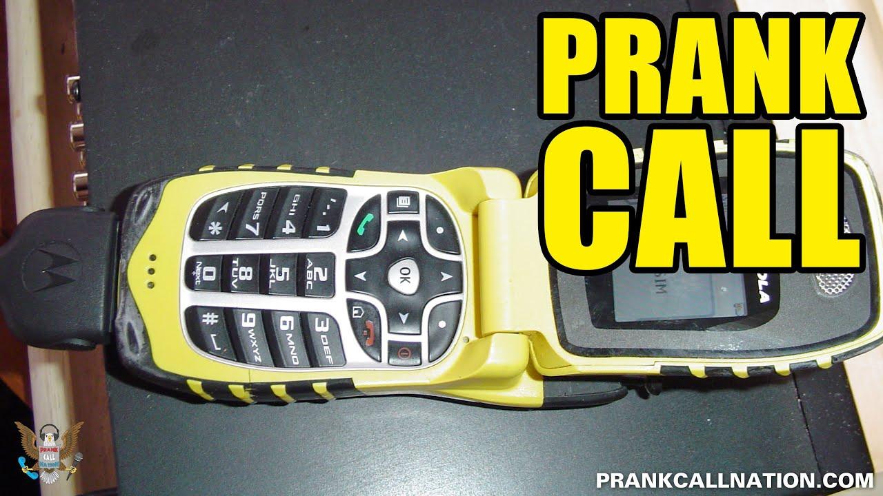 prank calling machine