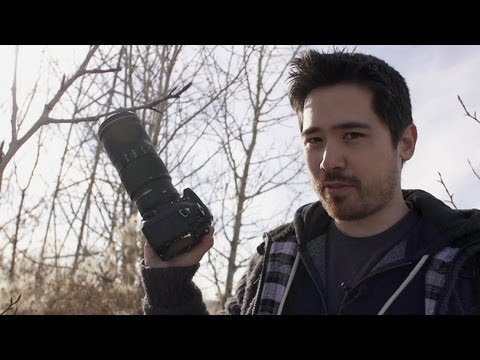 Nikon D7100 Hands-On Review (With Cineroid EVF Test)