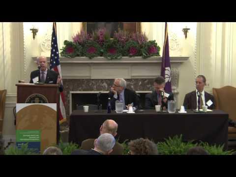 Comfort Global Economic Policy Forum: Panel 2