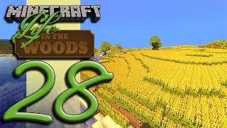 Minecraft Life In The Woods - EP28 - Elusive Woods