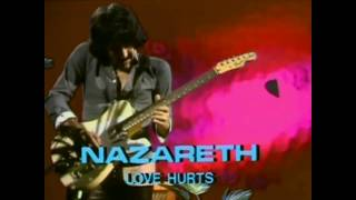 Nazareth - Love Hurts [BEST SOLO GUITAR DECADE OF 70]