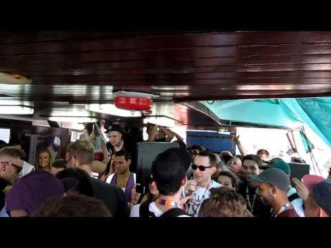 Alix Perez - Shogun Boat Party Outlook 2012