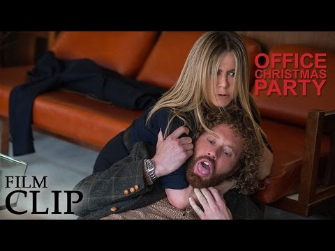 OFFICE CHRISTMAS PARTY | Tap Out | Official Film Clip