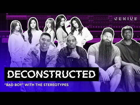 """The Making Of Red Velvet 레드벨벳 """"Bad Boy"""" With The Stereotypes 