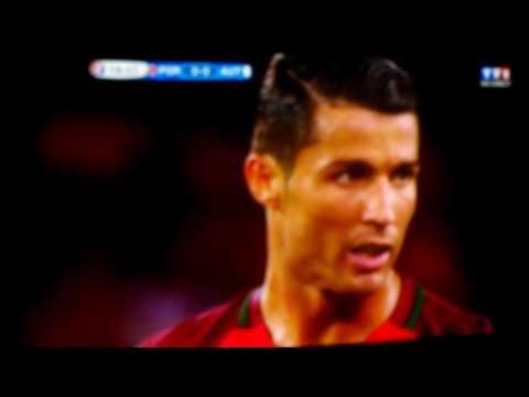 Christiano Ronaldo missed PENALTY VS AUSTRIA euro 2016