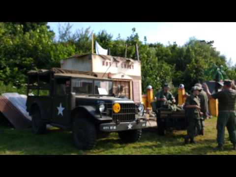 War And Peace Show 2016 Rolling Thunder Display Walkthrough
