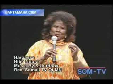 Hibo Nuura Hargaysa - Bartamaha Hees