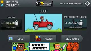 [MOD] Hill Climb Racing 1.37.2 HACK [Dinero Infinito] - Link de Descarga [APK] + Gameplay