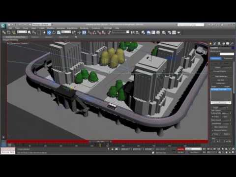 Animation Methods in 3ds Max: Beyond Keyframes with Controllers, Constraints, and Wired Parameters