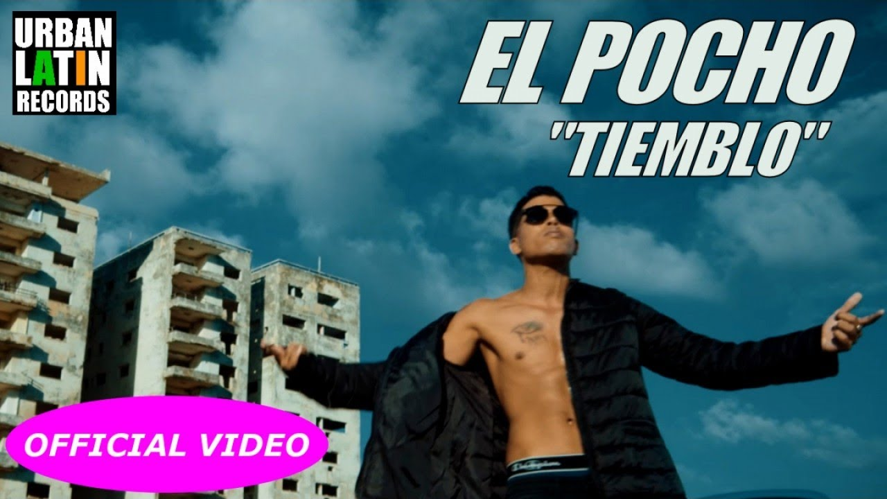 EL POCHO - TIEMBLO - (OFFICIAL VIDEO) TRAP 2018 / REGGAETON 2018
