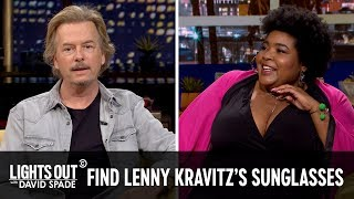 Have You Seen Lenny Kravitz's Lost Sunglasses? - Lights Out with David Spade