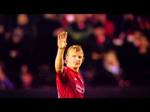 Dirk Kuyt on BBC Football Focus