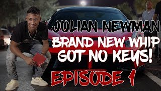 "Julian Newman ""BIRTHDAY BASH"" Ep.1 JULIAN GETS A NEW CAR FOR HIS 17th Birthday!"