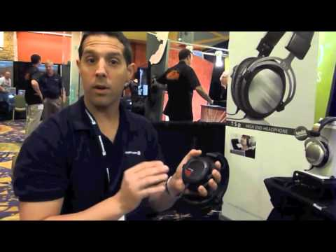 CanJam@RMAF2012 Beyerdynamic Custom One Pro Headphones