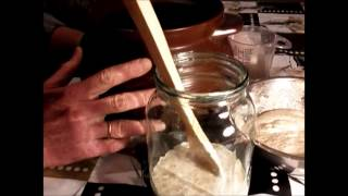 Хлеб на закваске,правильный и полный рецепт