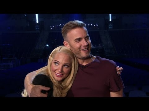 Judges' favourites - The X Factor UK 2012