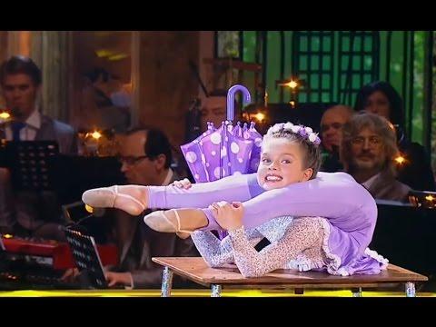 """Александра Михалева - """"Хорватская рапсодия"""", Т. Хулич // Синяя птица 2016"""