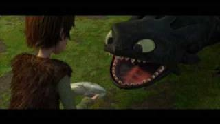 Jak vycvičit draka (How to Train Your Dragon) - official trailer CZ