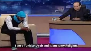 Young Tunisian Sings Nasheed on TV ? Poetry ? The Daily Reminder