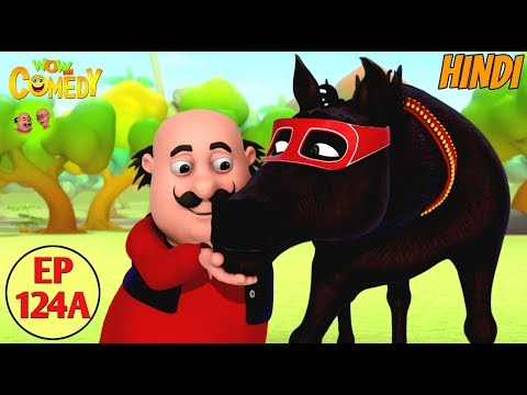 Motu Patlu | Dost No.1 | Cartoon in Hindi for Kids | Funny Cartoon Video thumbnail