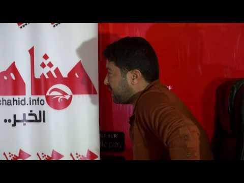 فيديو لإبراهيم بوليد رئيس المجلس الإقليمي يعد بالتنمية ومواجهة العدميين