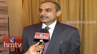 Kotak Bank Vice President Puneet Kapoor Speaks about Bank Expansion Plans | hmtv