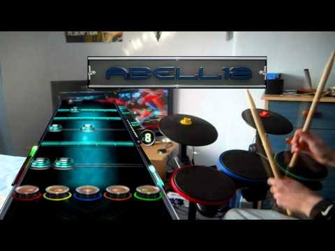 When I'm Gone - Guitar Hero - Drums Expert