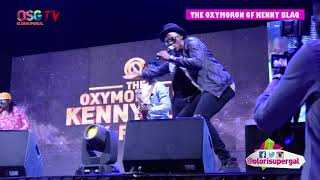 THE OXYMORON OF KENNY BLAQ AT EKO HOTEL AND SUITES IN LAGOS