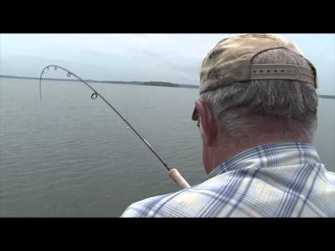 Crappie Bass Walleye Fishing w Anglers Midwest on Stockton Lake