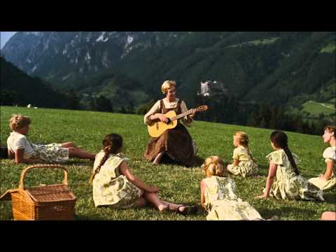 The Sound Of Music 1965 Soundtrack - Do Re Mi