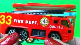 Fireman Sam US 🚒Surprise Toys | Best Moments | Fire Engines 🔥 Kids Movie