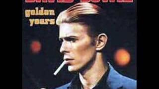 Watch David Bowie Golden Years video