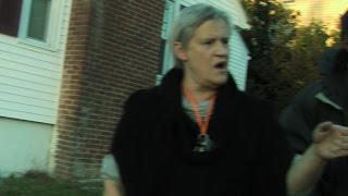 WAFT Protests another Illegal Foreclosure  November 11, 2016 (3 of 3)