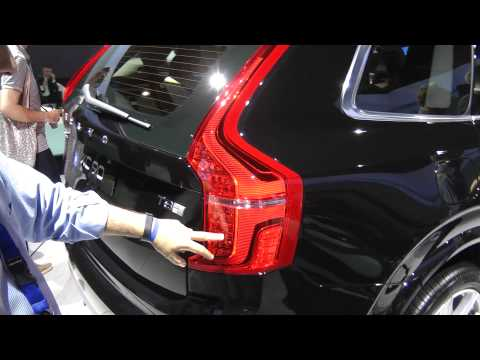 Volvo XC90 | Salone di Parigi 2014. HDmotori.it