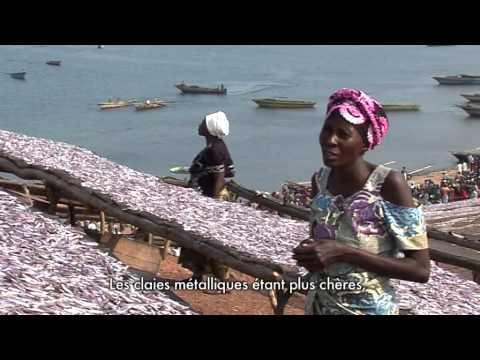 Un projet de la FAO au Burundi: ''Appui à la technologie post-capture de poisson'' - Version courte