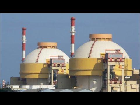 Kudankulam Nuclear Power Plant Down Due To Steam Leak