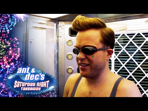 Olly Murs' Madame Tussauds Undercover Prank - Saturday Night Takeaway video
