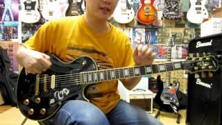 download lagu Epiphone Lp Custom Guitar With Seymour Duncan Pickup Drive gratis
