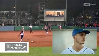 Italian Softball Series 2018 Gara 4