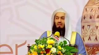 4 Wives - Funny speech from Mufti Menk!