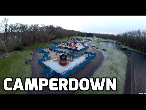 Dundee Drone - Camperdown Country Park