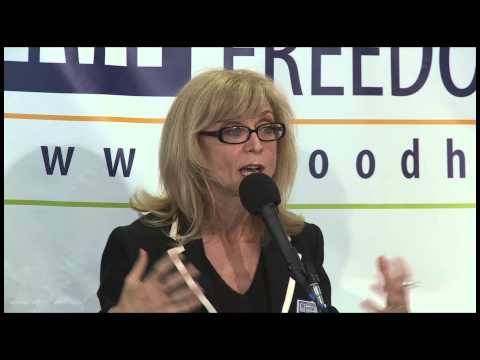 Sexual Freedom Day 2010 - Nina Hartley 3 Of 3 video