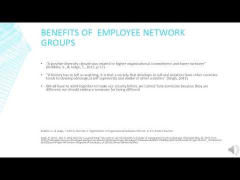 Employee Network Groups Presentation: Cody Krell