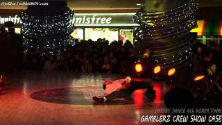 Gamblerz Crew Showcase @ Gatsby Dance Competition Final