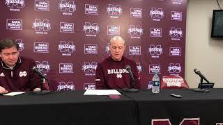 MSU Hoops: Coach Howland Previews Arkansas