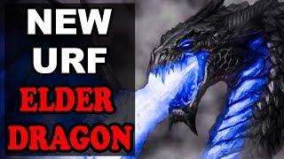 NEW URF ELDER DRAGON IS BROKEN! - URF is BACK 2019 - Patch 9.2